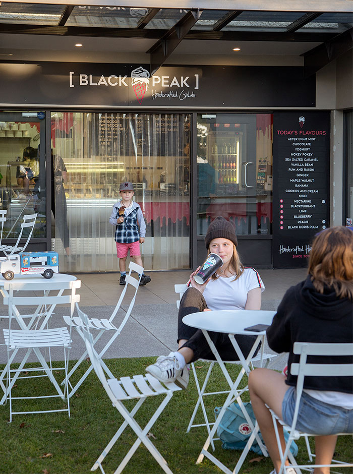 Black Peak Gelato Locations